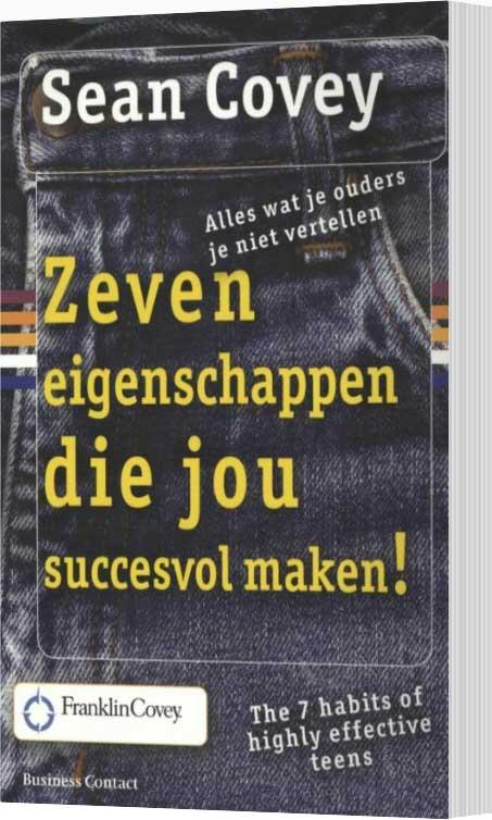 Sean Covey boek cover