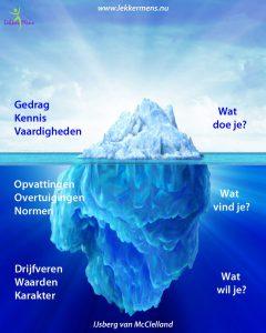 De ijsbergmetafoor